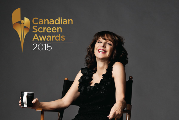 2015 Canadian Screen Awards Poster